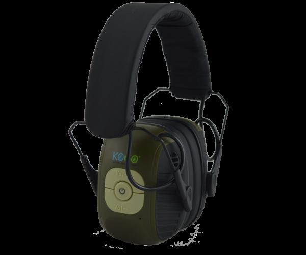 Gehoorbescherming met Bluetooth